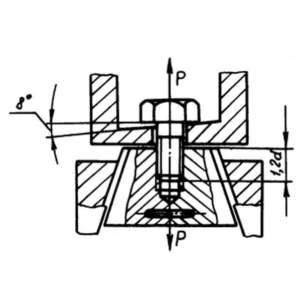 ОСТ 1 00552-72 Болты из сплава ВТ16. (Раздел в стадии оформления)