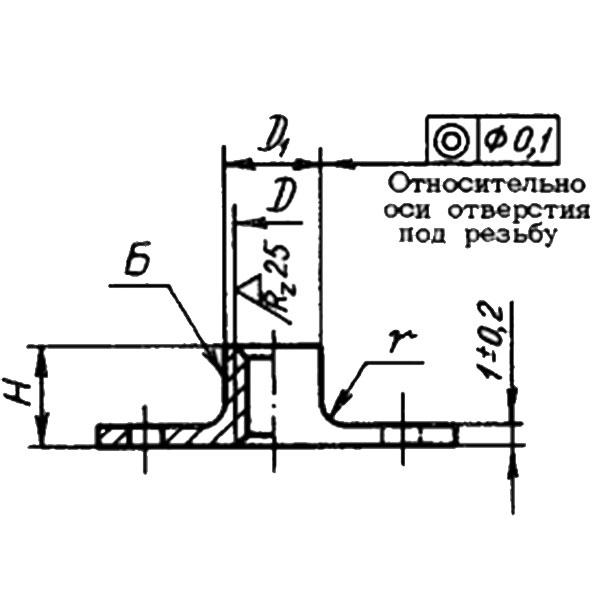 ОСТ 1 33073-80 Гайки двухушковые самоконтрящиеся. Взамен нормали 5983А.