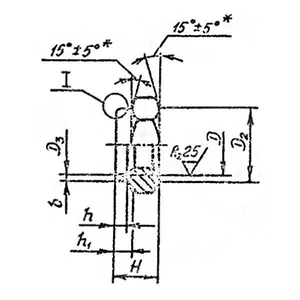 ОСТ 1 33242-89 Гайки шестигранные низкие для стопорения соединений деформированием бонки.