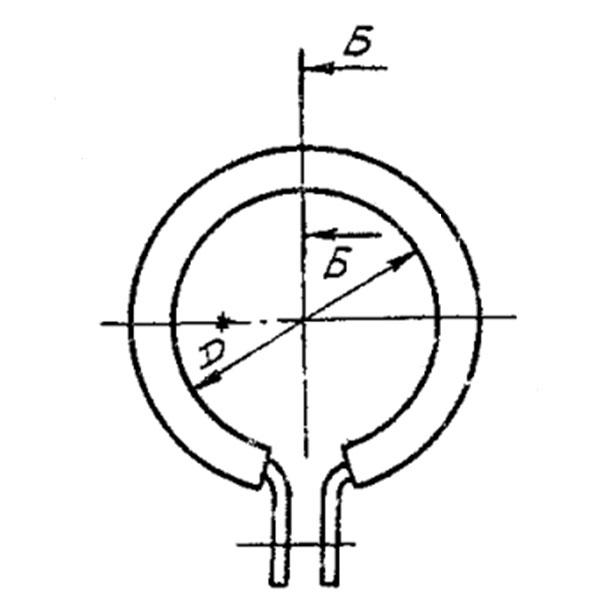 ОСТ 1 12105-75 Хомуты подвесные с обкладкой. Взамен нормалей 5181А