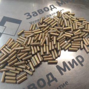 ОСТ 1 35000-78. Штифты цилиндрические с полями допусков диаметра z7 и u8. Соответствует нормали 3480А.